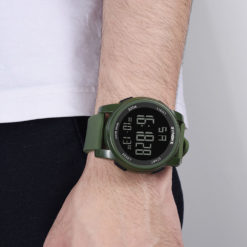 Synoke Men's Military Waterproof Sports Watch