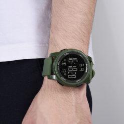 Synoke Men's Military Waterproof Sports Watch