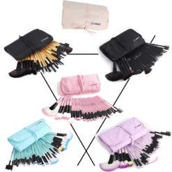 Vander Makeup Foundation Brush Set - 32Pcs
