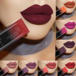Hot Waterproof Lipgloss Matte Lipstick