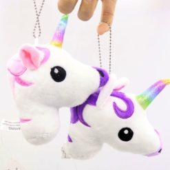 Babies Unicorn Horse Keychain - Bag Charm Pendant