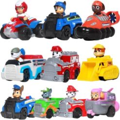 Paw Patrol Action Figures Model Toy Chase