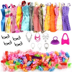32 Item/Set Doll Accessories for Dolls Barbie doll