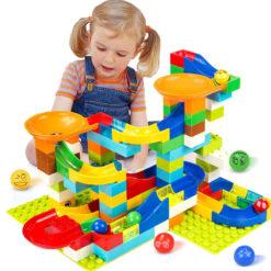 Toy Building Blocks Set
