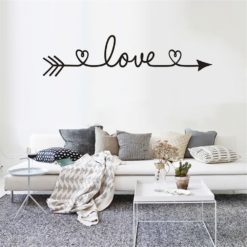 DIY Family Wall Mural Decals Vinyl Art Home Decor Removable Sticker