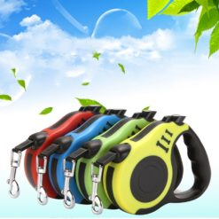 Pet Automatic Retractable Traction Rope Walking Lead Leash