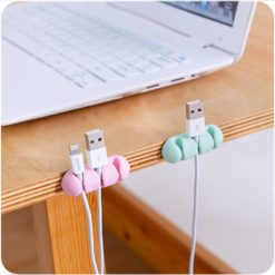 Headphone Headset Wire Wrap Cable Cord Winder Cable Organizer