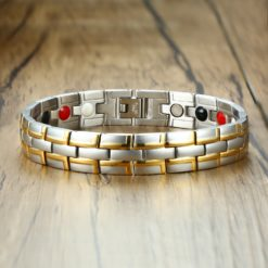 Germanium Wristband for Men's
